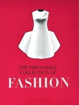 Assouline The Impossible Collection of: Fashion book - Red