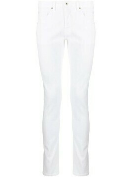 Dondup low-rise skinny jeans - White