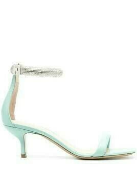 Nicholas Kirkwood Leve 60mm sandals - Green