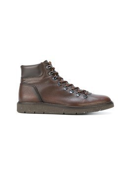 Hogan hiking boots - Brown