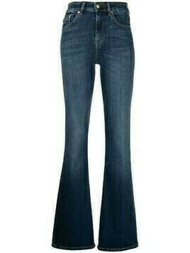 7 For All Mankind high-rise bootcut jeans - Blue