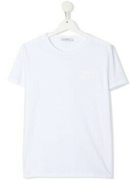 Paolo Pecora Kids TEEN crew-neck T-shirt - White