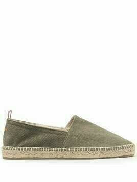 Castañer Pablo cotton canvas espadrilles - Green