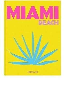 Assouline Miami Beach - Yellow