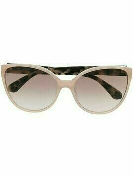 Kate Spade cat-eye frame sunglasses - Neutrals