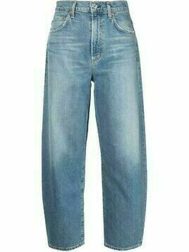 Citizens of Humanity high rise curved jeans - Blue