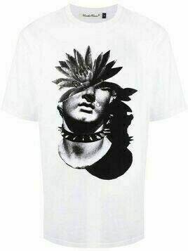 UNDERCOVER collage-print cotton T-shirt - White