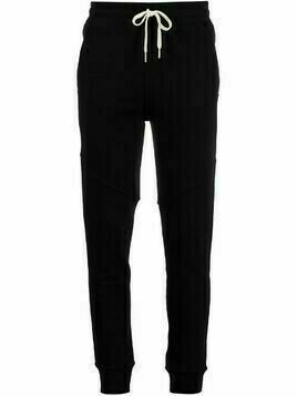 John Elliott Escobar 2.0 terry-cloth trackpants - Black