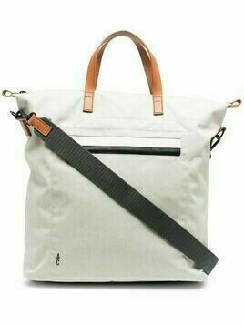 Ally Capellino colour block top-handle tote - Neutrals