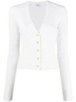 Brunello Cucinelli ribbed knit cardigan - Neutrals