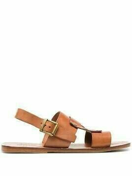 Maison Margiela Tabi open toe sandals - Brown