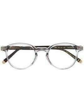 Retrosuperfuture The Warhol round-frame glasses - Grey