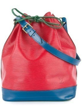 Louis Vuitton Pre-Owned Noe drawstring shoulder bag - Red