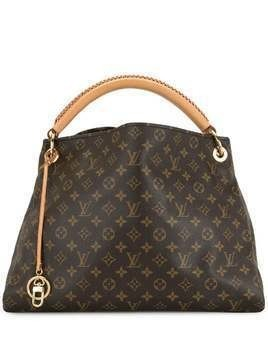 Louis Vuitton 2012 pre-owned Artsy MM tote bag - Brown