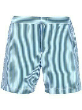 Bluemint stripe-print swim shorts