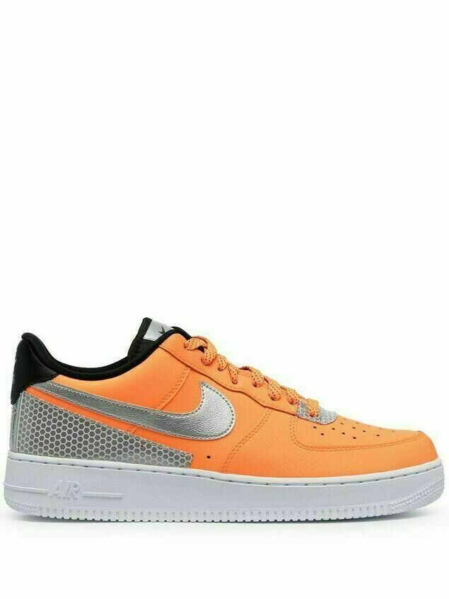 Nike Air Force 1 low-top sneakers - ORANGE
