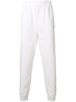 Reebok Vector track trousers - White