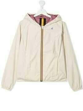 K Way Kids TEEN Lily Plus Double jacket - Pink