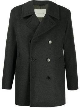 Mackintosh Broom double-breasted coat - Grey