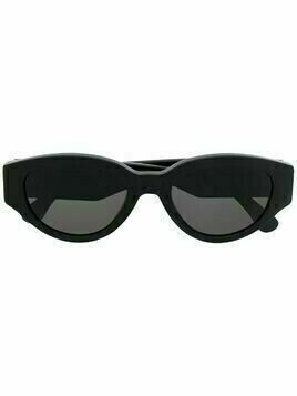 Retrosuperfuture oval frames - Black