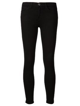 Current/Elliott 'The High Waist Stiletto' jeans - Black