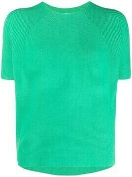 Christian Wijnants crew-neck T-shirt - Green