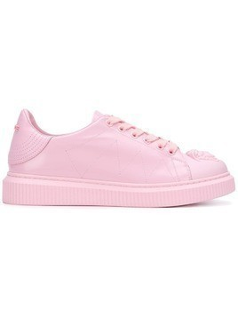 Versace Nyx low top sneakers - Pink & Purple