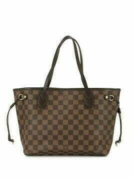 Louis Vuitton 2014 pre-owned Neverfull PM tote bag - Brown