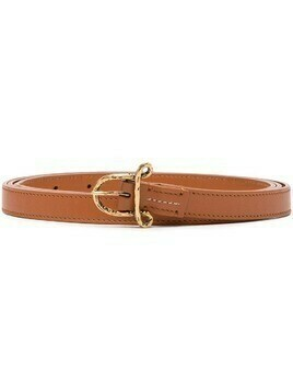 Altuzarra thin A belt - Brown