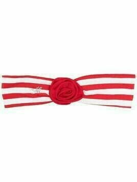 Monnalisa rose headband - Red