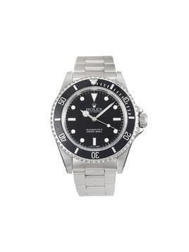 Rolex 2006 pre-owned Submariner 40mm - Black