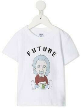 Ground Zero Future print T-shirt - White