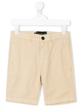 Finger In The Nose classic chino shorts - Neutrals