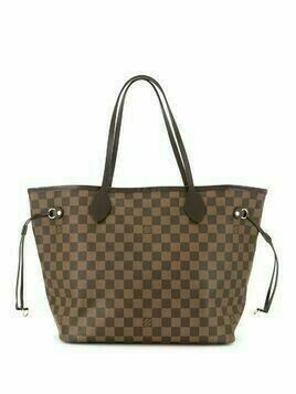 Louis Vuitton 2019 pre-owned Neverfull MM tote bag - Brown