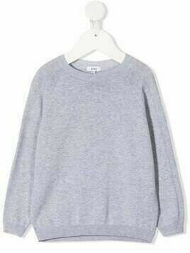 Knot Thomas knitted jumper - Grey