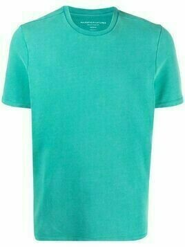 Majestic Filatures short-sleeved cotton T-shirt - Blue