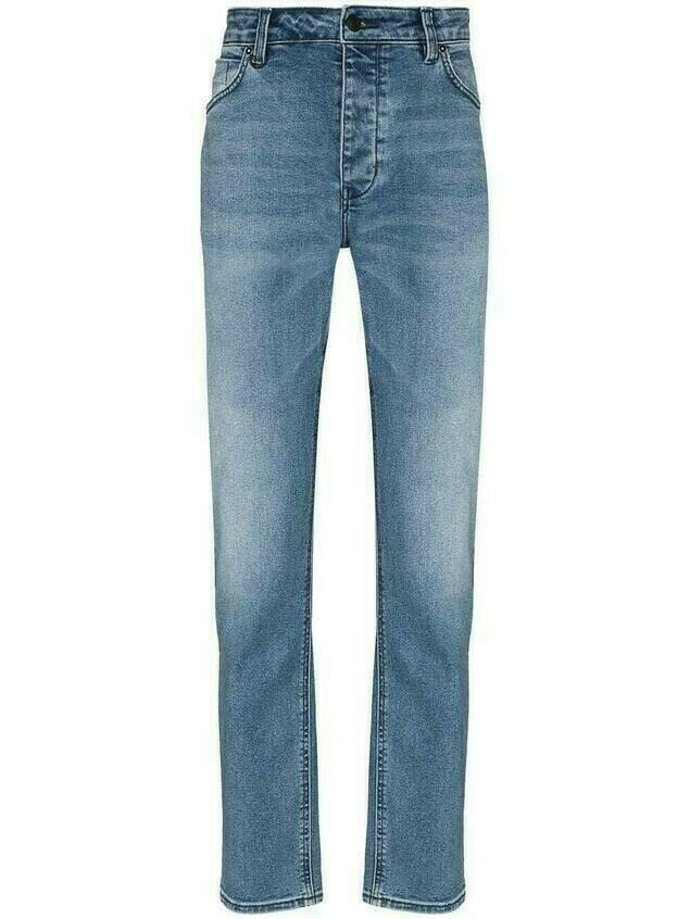 Neuw Ray tapered jeans - Blue