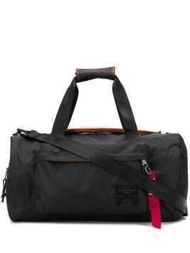 Eastpak contrast piped tote bag - Black