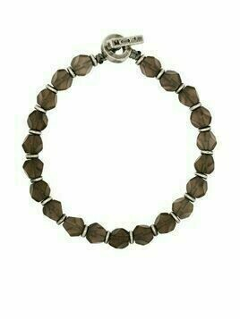 M. Cohen The Axiom beaded bracelet - Grey