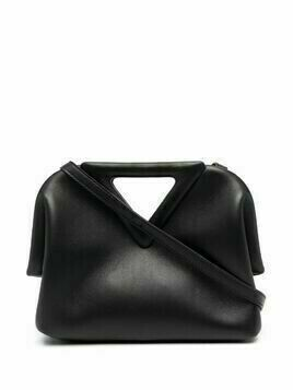 Bottega Veneta The Triangle crossbody bag - Black