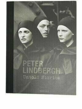 TASCHEN Peter Lindberg Untold Stories - Black