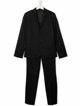 Emporio Armani Kids formal two-piece suit - Blue