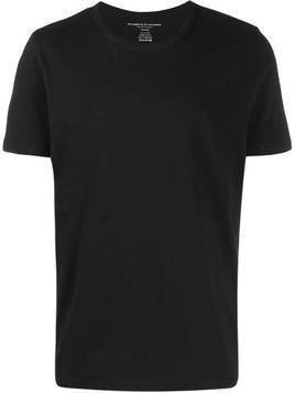 Majestic Filatures faded jersey T-shirt - Black