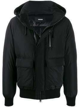 Mackage hooded down jacket - Black