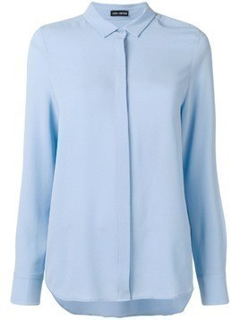 Iris Von Arnim casual shirt - Blue