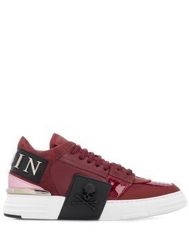 Philipp Plein Original low-top sneakers - Red