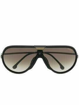 Carrera Changer aviator-frame sunglasses - Black