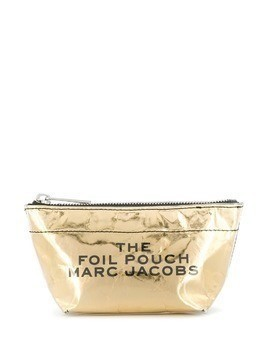 Marc Jacobs foil pouch - Gold