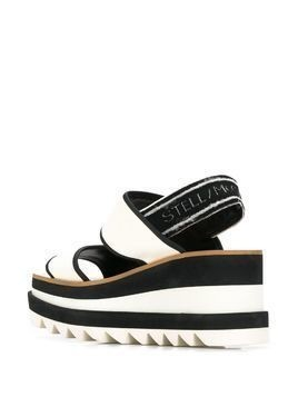Stella McCartney Elyse sandals - White
