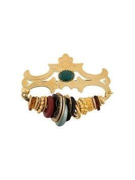 Gas Bijoux Bagues charm brooch - GOLD